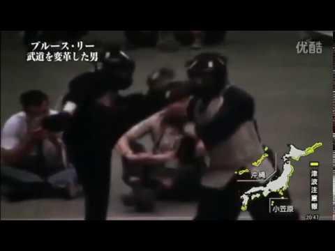 Bruce Lee sparring Dan Inosanto and Taky Kimura EXPOSED
