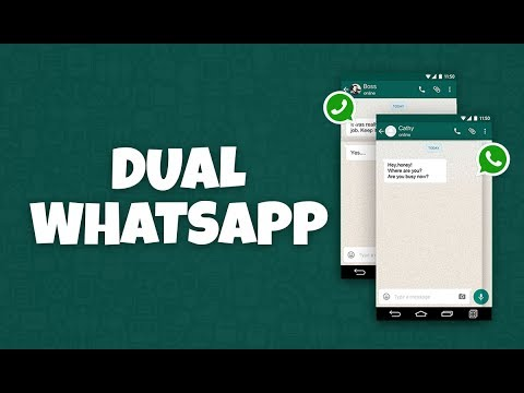 How To Run Dual Whatsapp On Your Android Phone Without Root