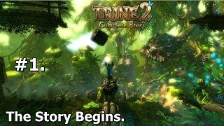 1. Trine 2 (PC Ultra Settings) - The Story Begins [HD 1080p]