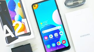 Samsung Galaxy A21 Unboxing & First Impressions!