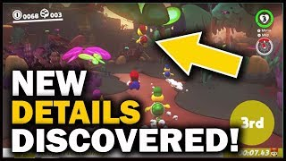 AMAZING New Details Discovered! Super Mario Odyssey Direct Overview & Speculation
