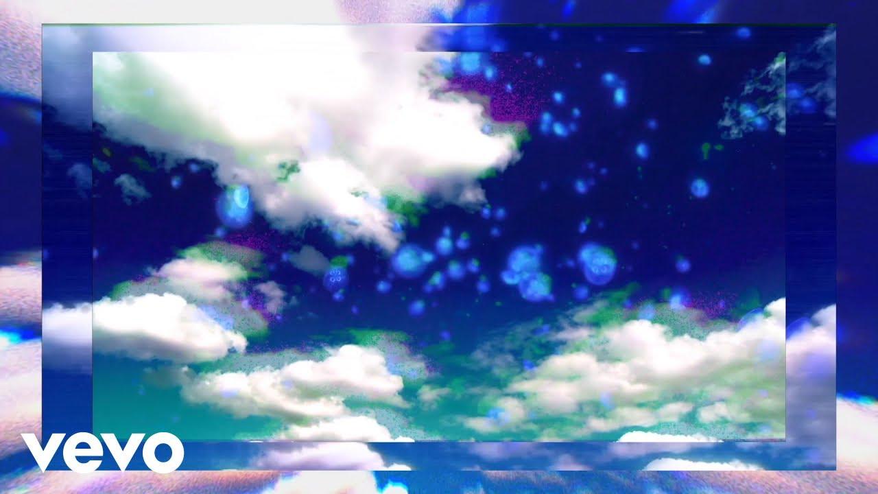 Eyes Closed (Visualizer)