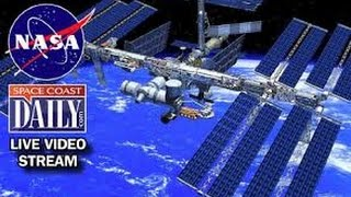 space exploration Live Stream in HD of the ISS with NASA