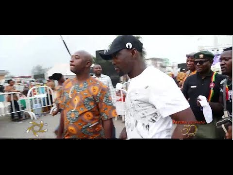 PASUMA'S BIRTHDAY BASH FOR FANS @ RADIO LAGOS !! *A MUST WATCH*