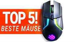 BESTE GAMING MAUS 2020!! - Die TOP 5 im Test!