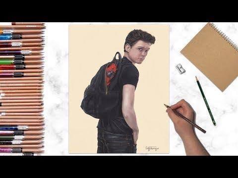 drawing-tom-holland