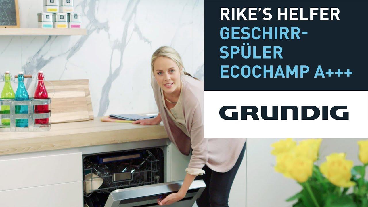 Резултат с изображение за Grundig Einbau-Geschirrspüler GNI 41830 X
