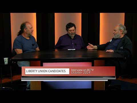 Liberty Union Candidates Debate - BCTV Studios 10/15/14