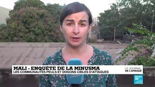 Mali : les communautés peuls et dogons cibles d'attaques