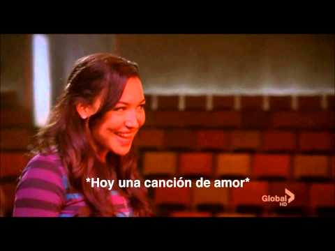 Glee-love song subtitulada