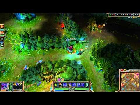 League of Legends Let's Play [1080p HD] - Jax Jungle #5 - Ep. 25