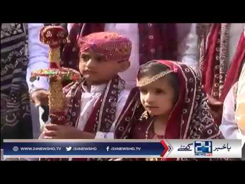Sindh Culture Day observed in all over Pakistan