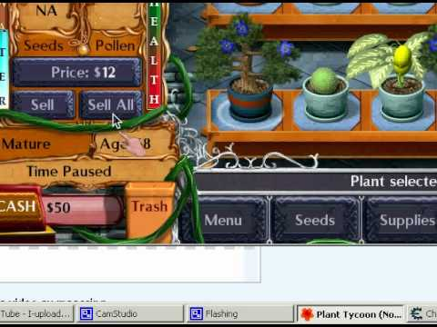 Plant Tycoon PC Game - Free Download Full Version