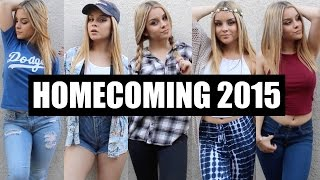 OOTW- Homecoming Week 2015 | Aidette Cancino
