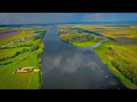 Продаю земельный участок на острове у реки и у федеральной трассе М5 / Gectarin.ru