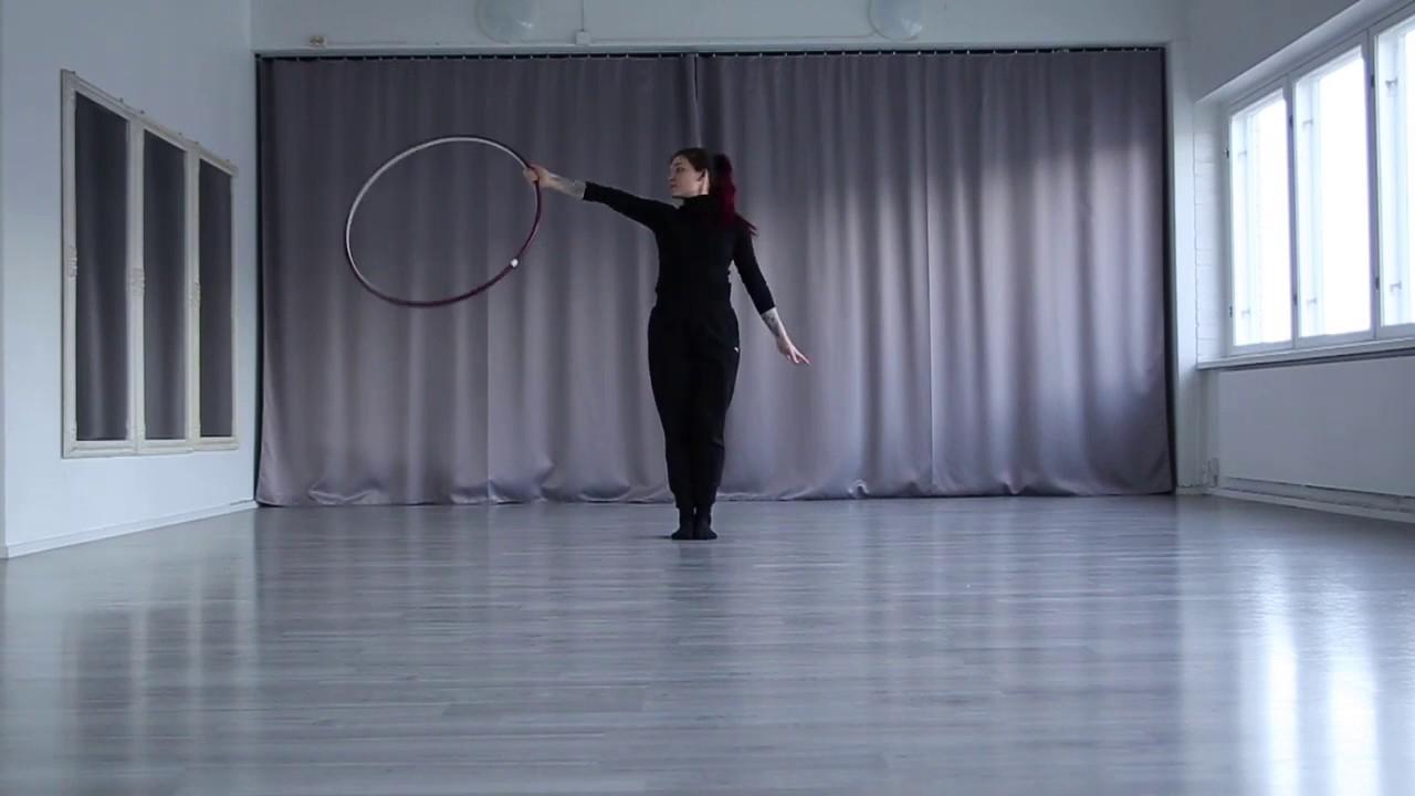Vannetanssi koreografia osa4. ( MoodforHoop 2020 )