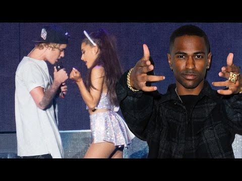 Big Sean Furious with Justin Bieber & Ariana Grande PDA