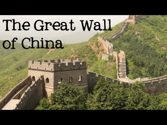 The History of the Great Wall of China GTD