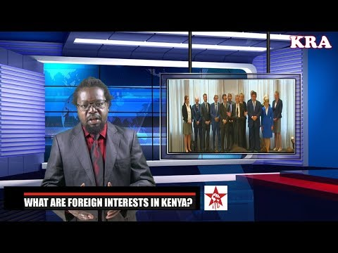 Why Are Western Powers Meddling in Kenyan Politics? Okoth Osewe Explains