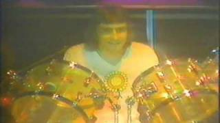 from 1976 tour Caravan with Joe Barile.
