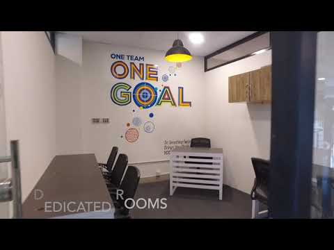coworking space in Johar Town Lahore