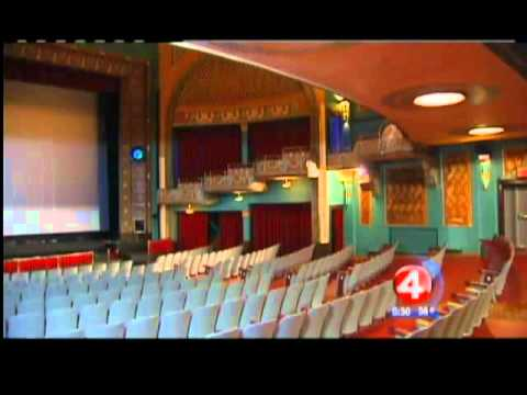 Thieves target historic Palace Theatre