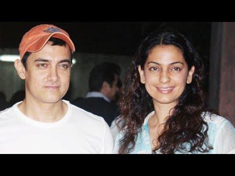 Juhi Chawla Was Aamir Khan's FIRST 'Love' ? | Indian Film History