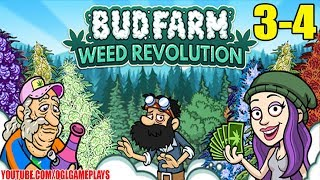 BudFarm Weed Revolution - Episode 3-4 Gameplay (Android iOS)