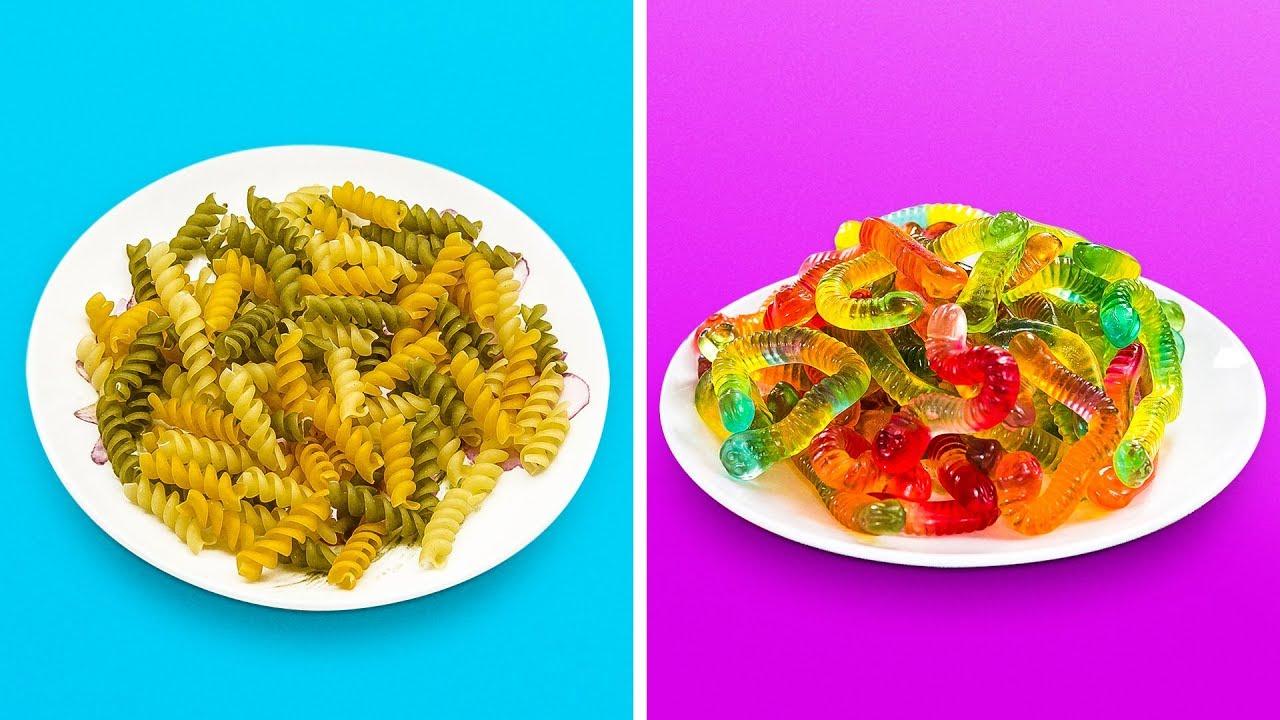 Лесни идеи за декорација на храна за домаќинки
