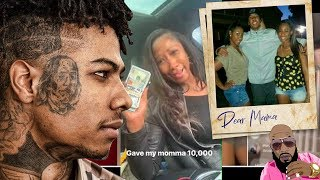 Blueface EXPOSES His Gold Digging MOM & SISTER ON IG (MUST WATCH) Sets Record Straight