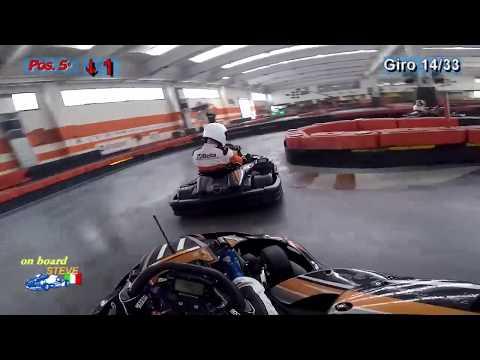 Campionato Play Kart 2018 - GP di MILANO - Finale B (versione integrale)