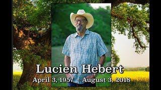 Скачать Lucien Hebert S Keepsake Video