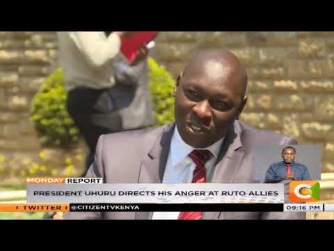 Analysts: Ruto's ambitions threaten party unity