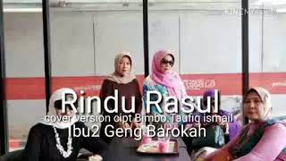 Rindu Rasul cover version