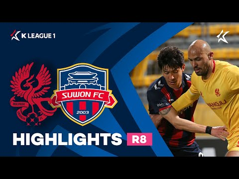 Gwangju FC Suwon City Goals And Highlights