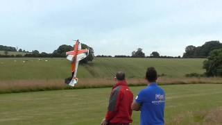"Pilot Rc Extra 260 87"" 50cc Flown by Mike Williams at SDMAC"