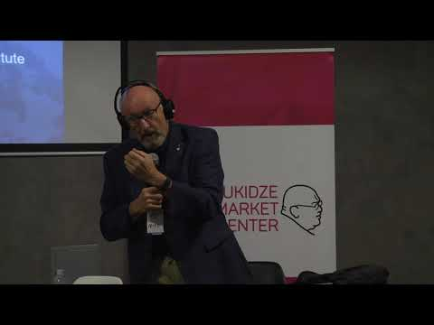 Michael Walker: Economic Freedom of the World: Success and Failure Stories