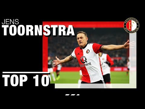 TOP 10 GOALS | Jens Toornstra