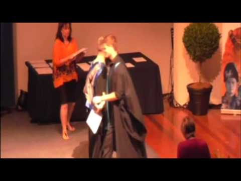 School of Applied Science Graduation 11 Dec 2013: Fitness - Biological Sciences