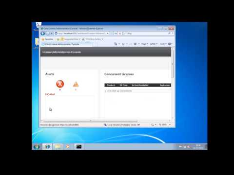 Citrix XenApp 6.5 Lesson 1 Licensing XenApp