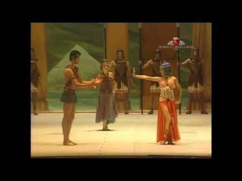 Cléopâtre by Mikhail Fokine Teatro dell'Opera di Roma