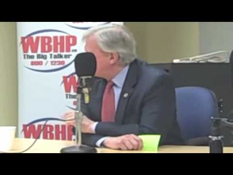5th Congressional District Debate - Mo Brooks Asks Parker Griffith A Question