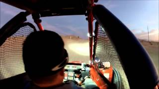 honda pilot fl400 with cr500 at glamis and ocotillo wells