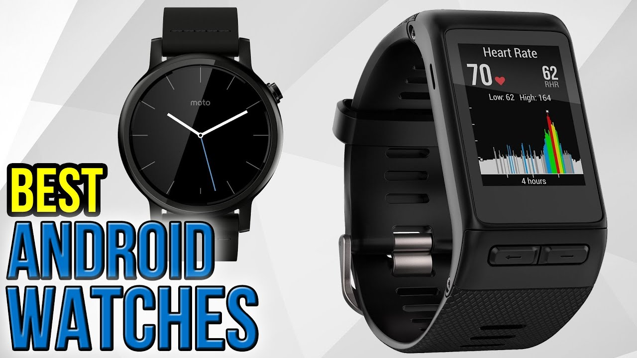 9 best android watches 2017