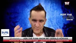 Ask The Punk: Warum Digitalisierung zu Arbeitslosigkeit führt
