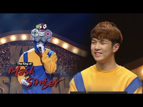 "Yoo Hwe Seung Was Noticed For His Singing On ""Produce 101"" [The King Of Mask Singer Ep 148]"