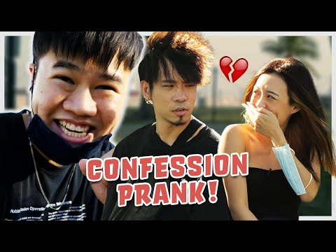 LOVE CONFESSION PRANK