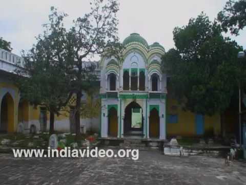 Aurangzeb's Tomb at Aurangabad in Maharashtra