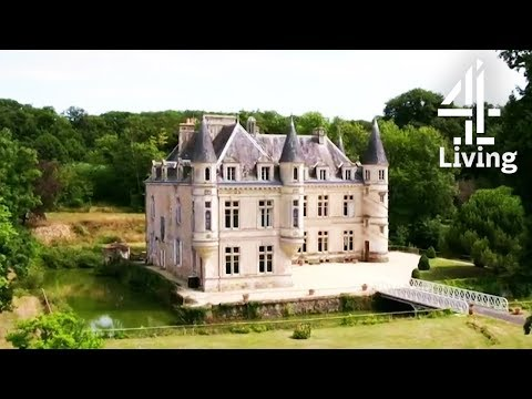 Satisfying Chateau Restorations | Escape to the Chateau: DIY