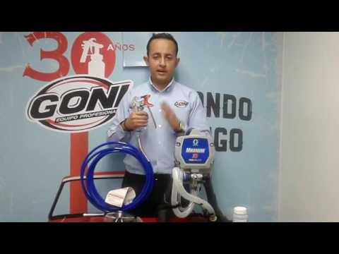 Equipo Airless Graco Magnum X5 1/2 HP  Modelo 36006